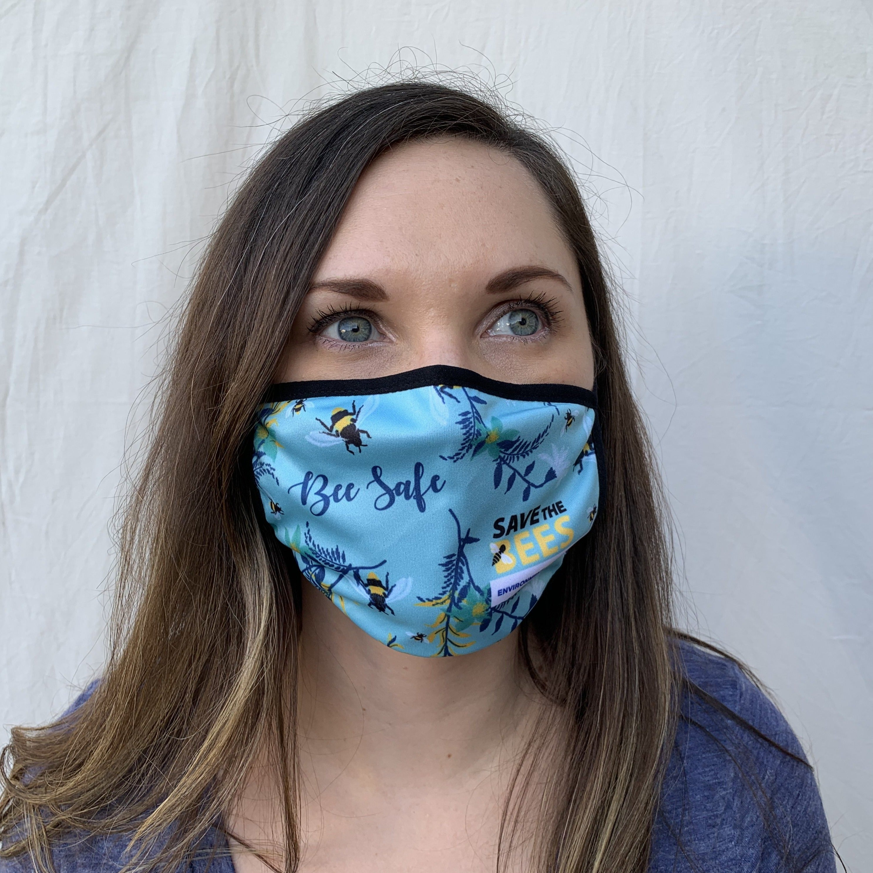 Bee Safe Reusable Face Mask
