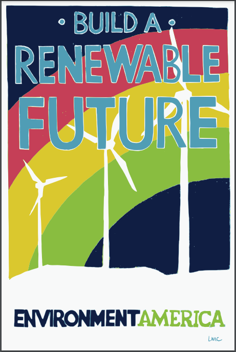 Renewable Future Art Print