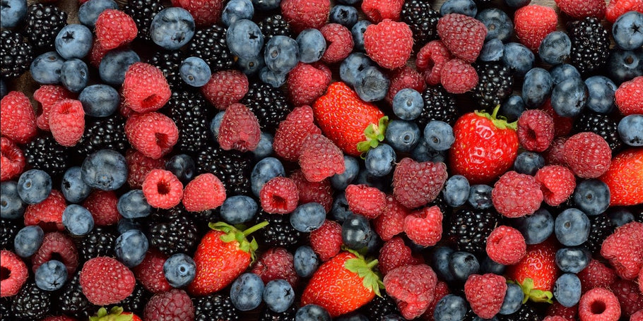 Top Antioxidant Rich Foods