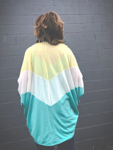Load image into Gallery viewer, Seafoam Multi Cardi