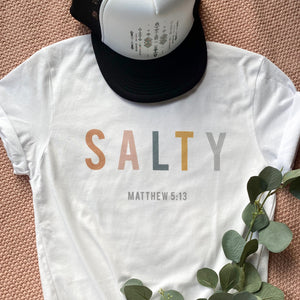 Salty Graphic Tee