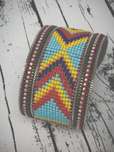 Load image into Gallery viewer, Tribal Wrap Bracelet