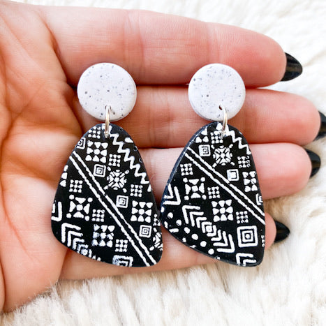 Aztec Dangle Statement
