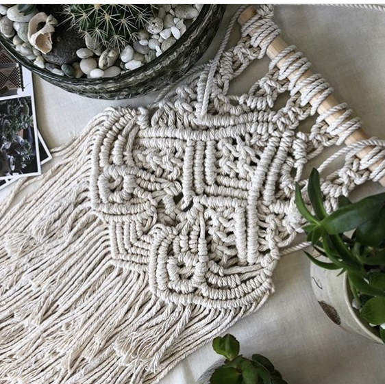 Macrame workshop with Marcia Dobson - email to book this workshop for your group