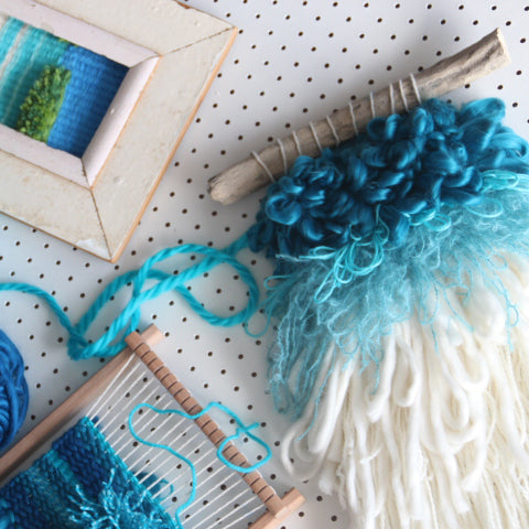 Woven Wall Hanging Workshop with Jodie Wilson - March 21st