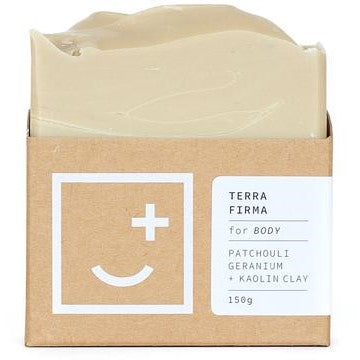 Fair and Square soap - Terra Firma