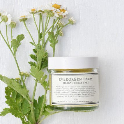 Country Kitchen - Evergreen Balm | Herbal Chest Ease