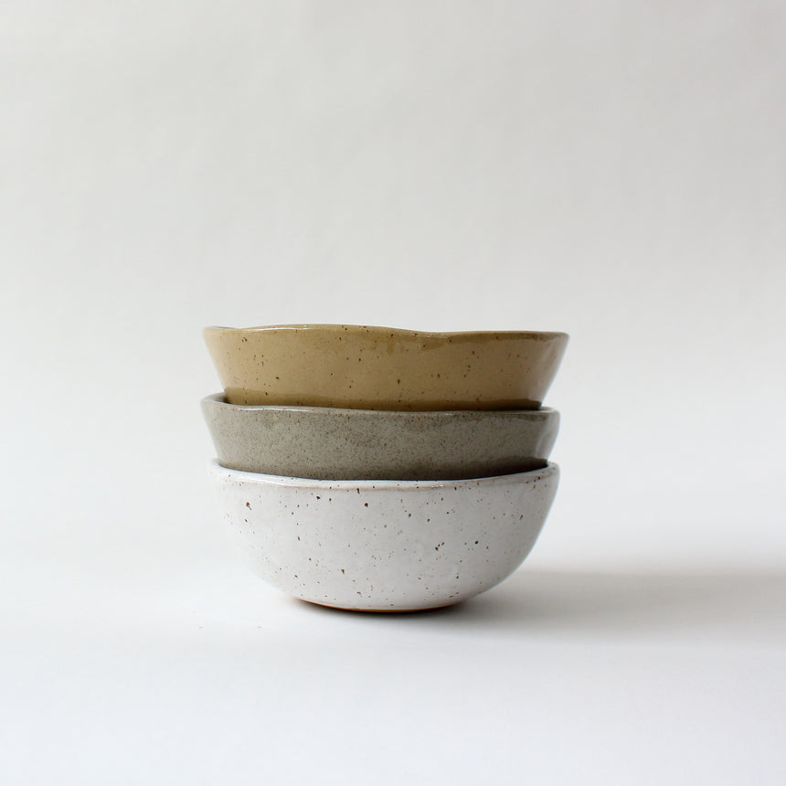 Breakfast bowl - sandstone