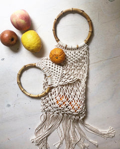 Macrame bag workshop with Marcia Dobson - November 10th