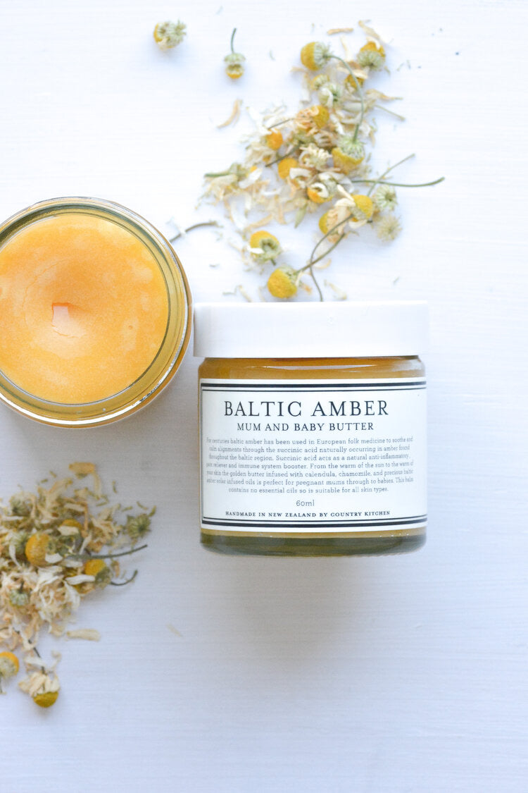 Country Kitchen - Baltic Amber Butter