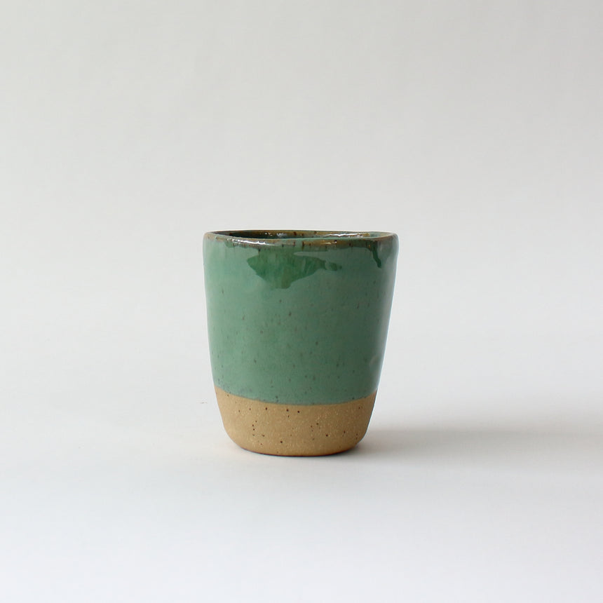Coffee tumblers - lagoon