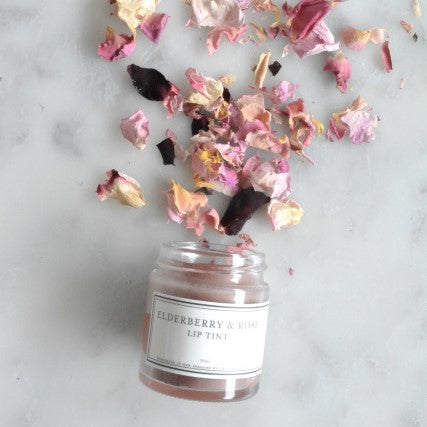 Country Kitchen - Elderberry and Rose Petal | Lip and cheek Tint