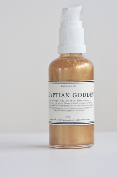 Country Kitchen - Egyptian Goddess- Radiance oil