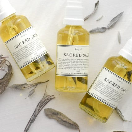 Country Kitchen - Sacred Sage Body Oil