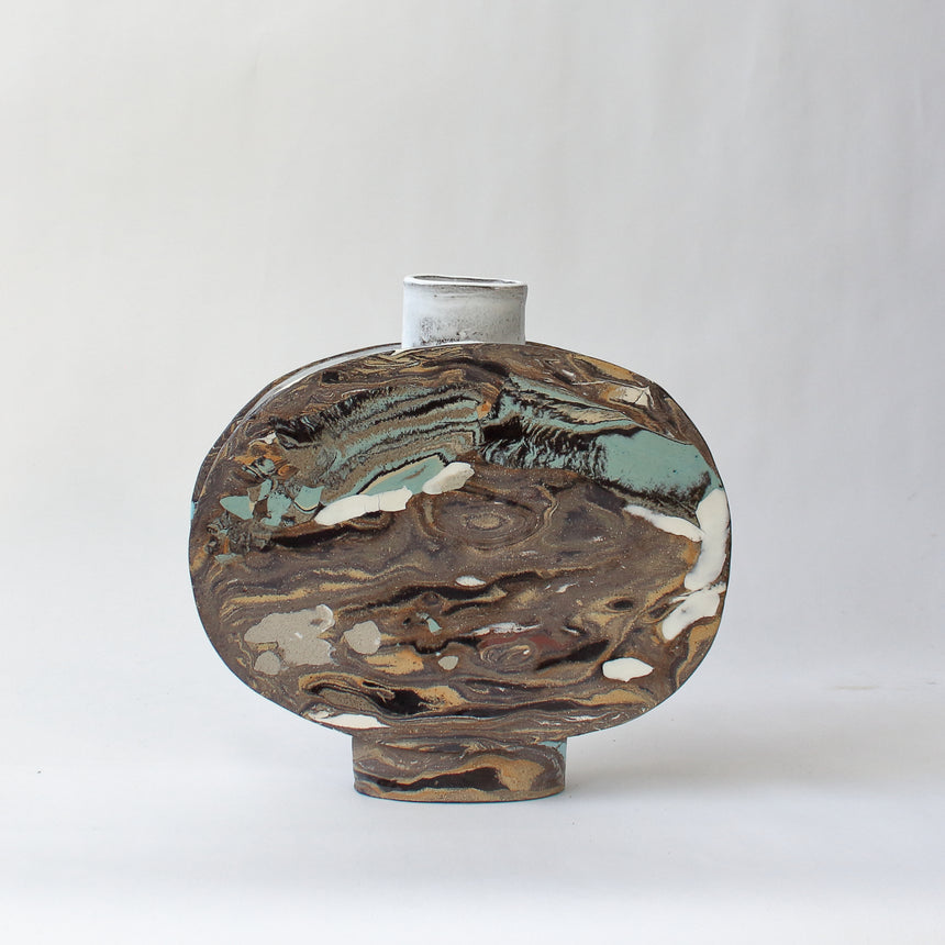 Dip Vase - Low tide series