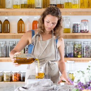 Natural skincare workshop with Hannah Jack from Country Kitchen - email to book this workshop for your group