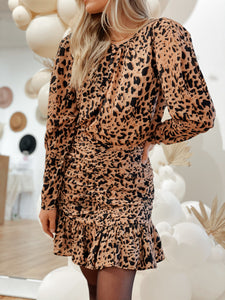 Bold New Year Leopard Two Piece - Finding July