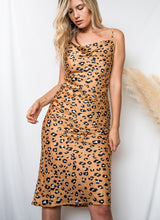 Load image into Gallery viewer, Boogie Nights Midi Slip Dress-[finding_july]