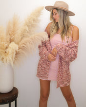 Load image into Gallery viewer, Cozy Mood Cardigan - Finding July