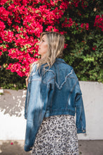 Load image into Gallery viewer, Denim Dreams Jacket - Finding July