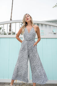 Dreamy Dotted Jumpsuit