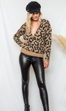 Load image into Gallery viewer, Fame Faux Leather Leggings - Finding July
