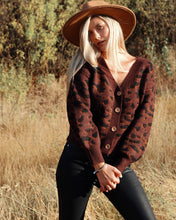 Load image into Gallery viewer, Feeling Fall Leopard Cardigan - Finding July