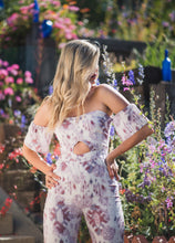 Load image into Gallery viewer, Floral Jasmine Jumpsuit