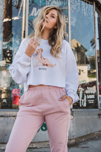 Forever Mood Crop Sweater - Finding July