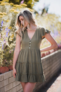 Joshua Tree Mini Dress - Finding July