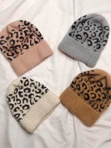 Leopard Touque - Finding July