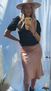 Magical Nights Midi Skirt - Finding July