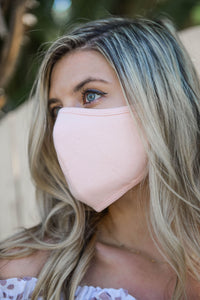 Reusable Face Masks - Finding July