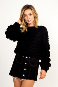 Pom Pom Sweater - Finding July