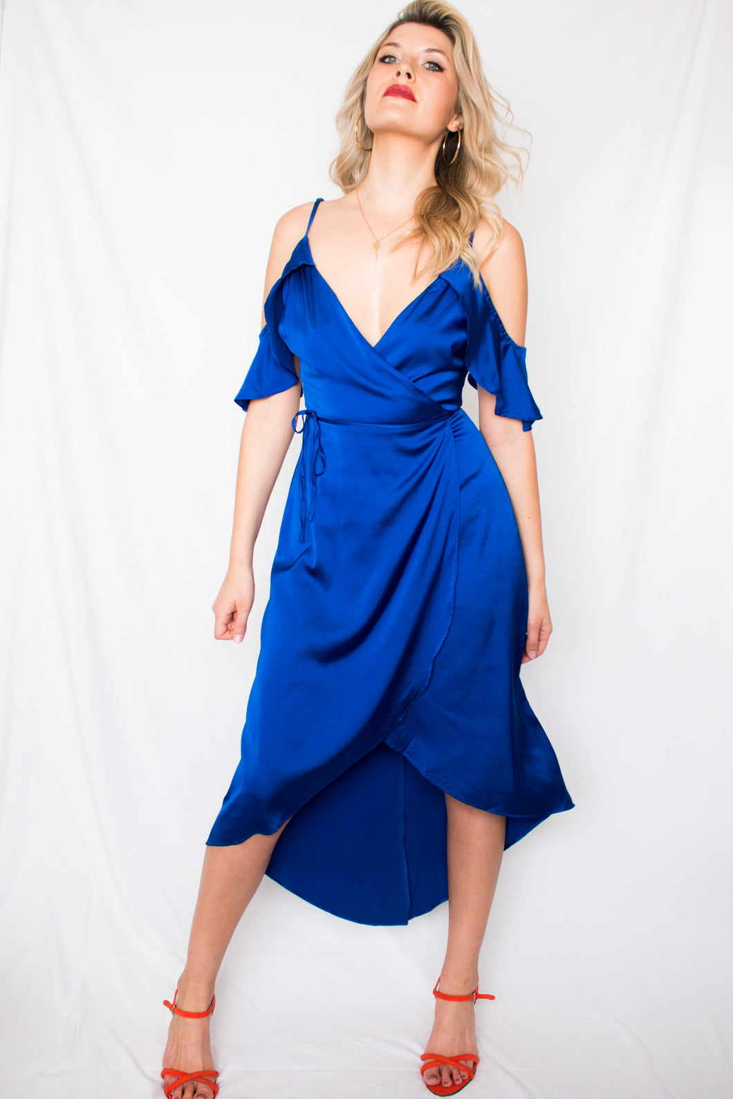 Santorini Dress - Finding July