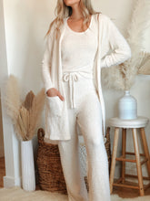Load image into Gallery viewer, *PREORDER CREAM* The Cozy Life 3 Piece Set - Finding July