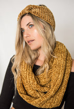 Load image into Gallery viewer, Chenille Twist Headband - Finding July