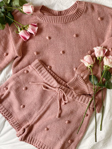 Dusty Rose Two-Piece Set - Finding July