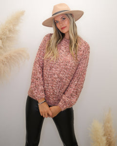 Wrap Me Up Confetti Sweater - Finding July