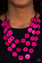 Load image into Gallery viewer, Tiki Tango - Pink - Paparazzi Accessories
