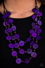 Load image into Gallery viewer, Tiki Tango - Purple - Paparazzi Accessories
