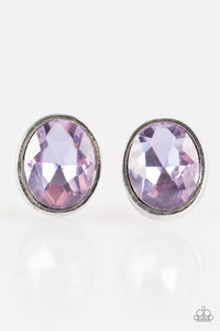 Stunning Shine - Purple - Paparazzi Accessories