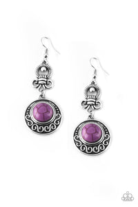 Southern Serenity - Purple - Paparazzi Accessories