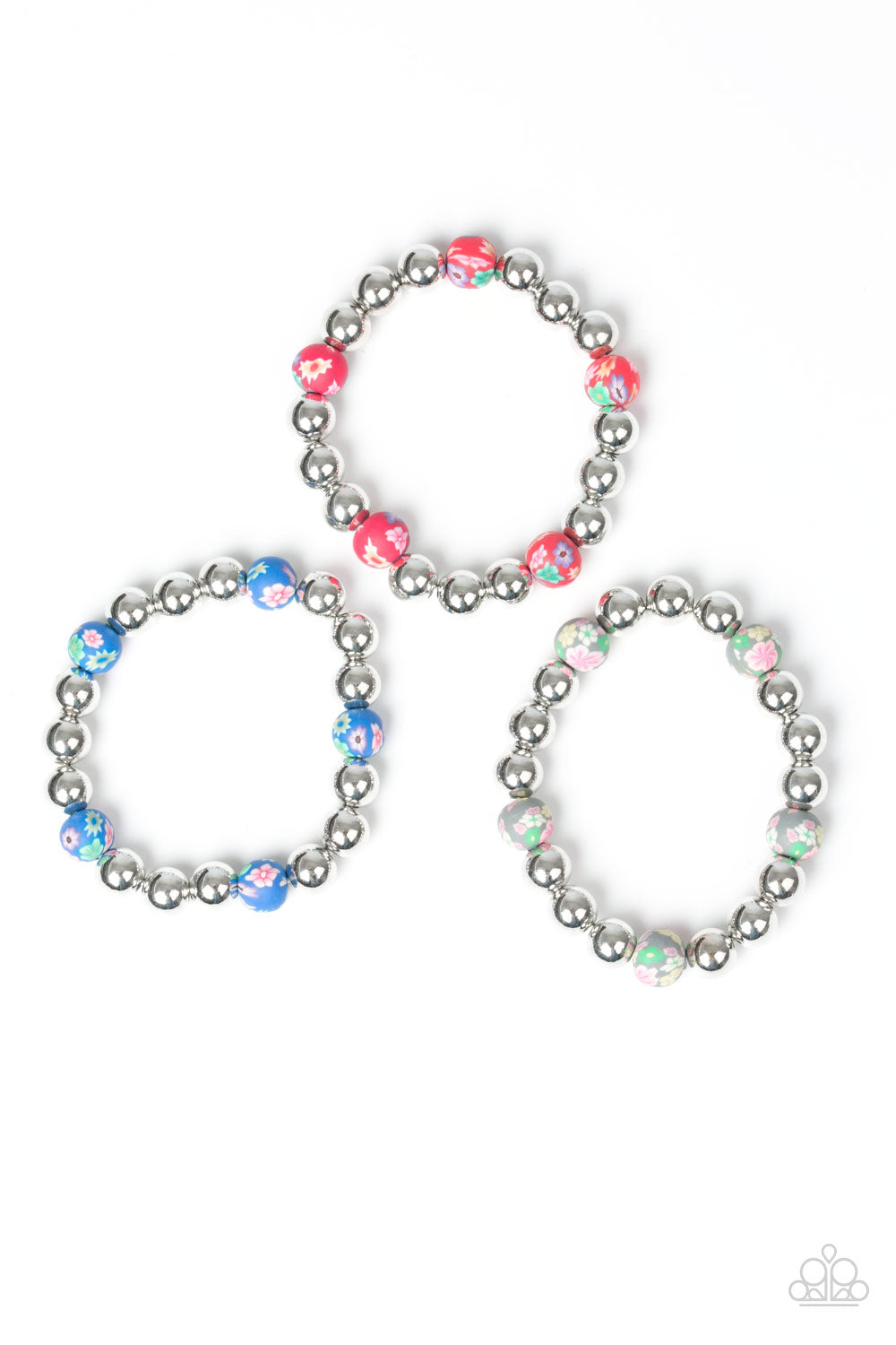 Starlet Shimmer Bracelet Multi-Color - Paparazzi Accessories