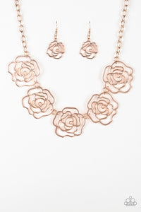 Budding Beauty - Rose Gold - Paparazzi Accessories