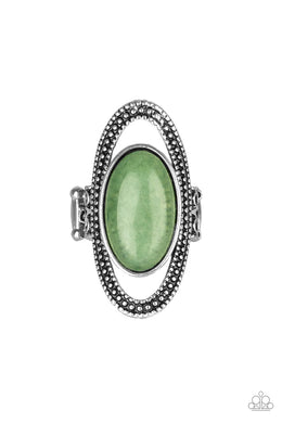 Western Royalty - Green - Paparazzi Accessories