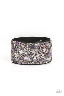 Crush Rush - Purple - Paparazzi Accessories