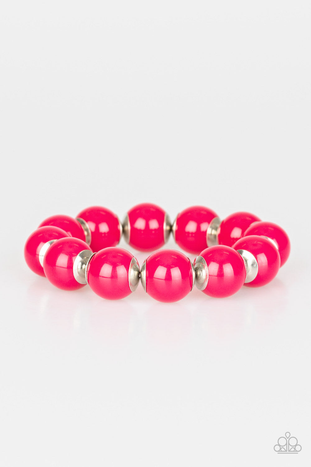 Candy Shop Sweetheart - Pink - Paparazzi Accessories