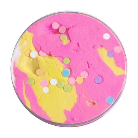 Tutti Frutti Ice Cream | DIY Clay Slime *BESTSELLER*