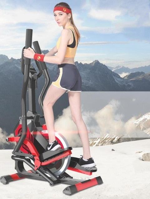 Elliptical Trainer Stationary Bicycle Exercise Bikes For Home Gym crosstrainer Elliptical machines magnetic elliptical bike